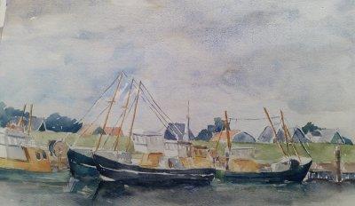 haven bij Den Helder 40/60 -